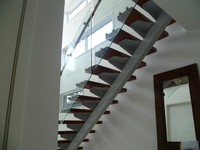 Stairpro Steel Mono-String Staircase