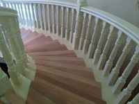 Stairpro's Curved Staircase