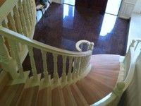 Stairpro Curved Staircase