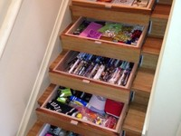 InStep Drawers is an innovative storage solution