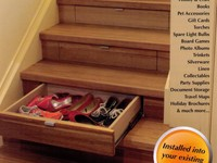 InStep Drawer Brochure Page 1