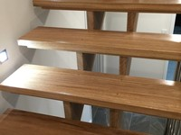 Stairpro Timber Mono-String Staircase
