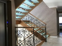 Stairpro's Glass Staircase