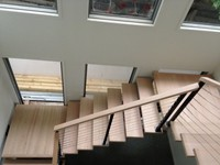Stairpro Steel Mono String Staircase