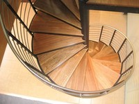 Spiral Stairs by Stairpro